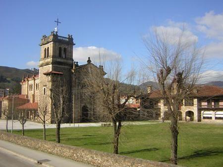 iglesia construida por los canteros de entonces 1926.