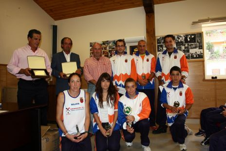 DESTACADOS TEMPORADA 2008-2009