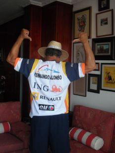 con Alonso....�adios a Renault?