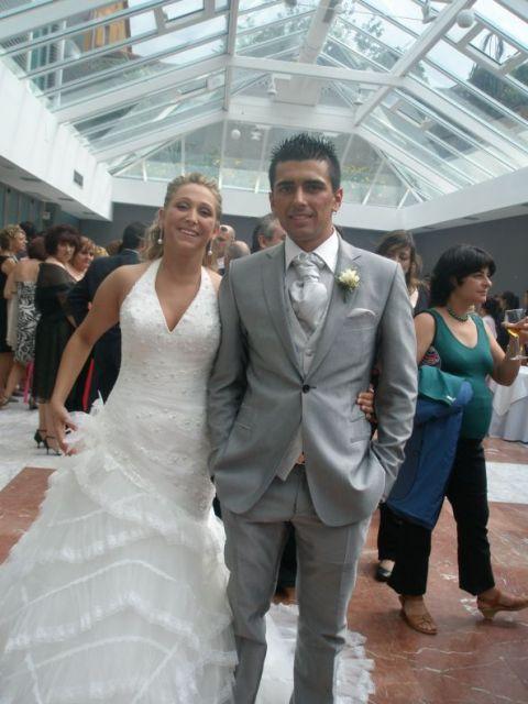 Vive a novias nupciales de la novia de la boda
