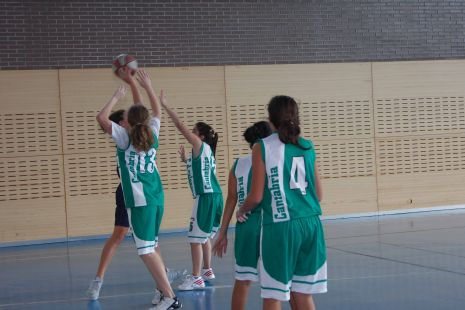 San Agustín - Calasanz (cadete femenino)