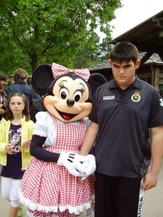 jairo en disney