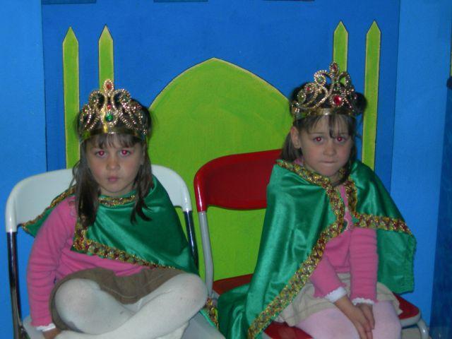 felicidades  princesas