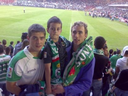 DIEGO, HUGO Y FEDE