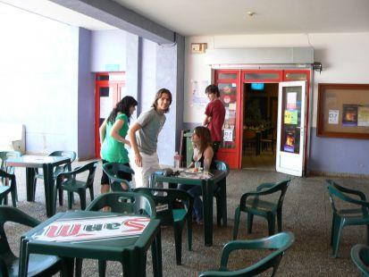 la cafeteria Malia�o