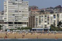 Playa de El Sardinero. Foto: Andrés Fernández