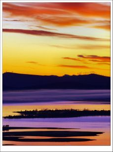 Colores del alba
