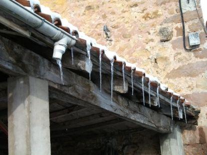 hielo en Celis