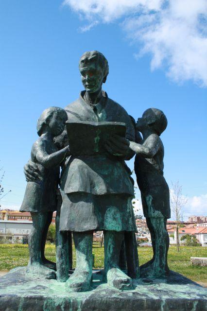 monumento a las abuelas