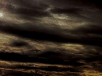 Cielo apocalíptico