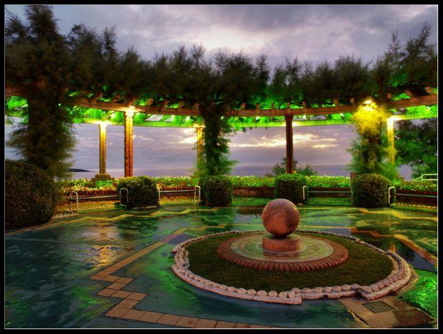 Verde amanecer fotos de maratones parques y jardines for Parques y jardines fotos