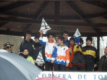 LOS CADETES DEL ATLETISMO SELAYA-CRIANAJOL CAMPEONES DE CROSS 2010