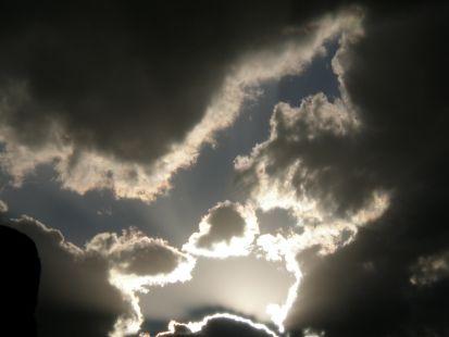 nubes - ciclogenesis perfecta