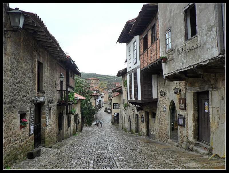 Pueblo rural fotos de pueblos de cantabria - Casas de pueblo en cantabria ...