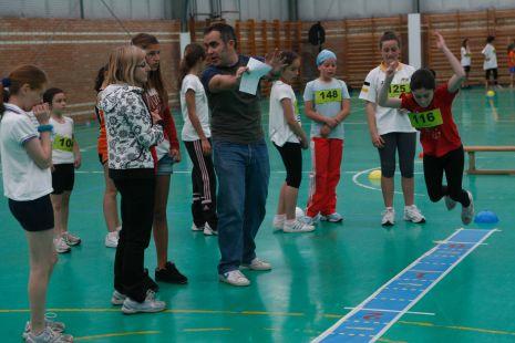 VI Torneo Nacional 'Jugando al Atletismo'