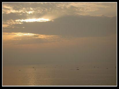 Niebla en la Bahía