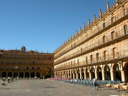 Salamanca_Plaza Mayor
