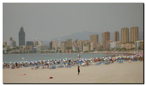 Benidorm_Playa de Poniente