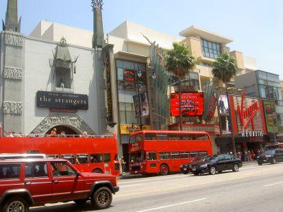 Teatro Chino y Teatro Kodak