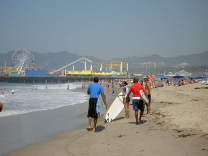 Santa Mónica beach_2