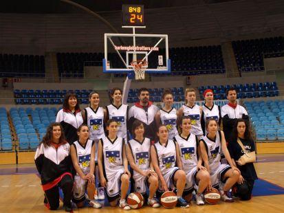 Baloncesto Bezana 09-10
