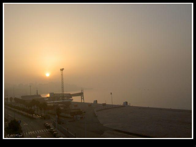 Santander en la Niebla