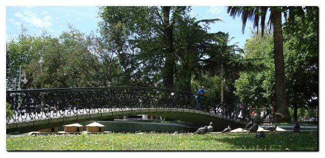 Jardines de pereda fotos de santander for Jardines de pereda