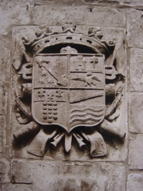 ARMAS  DEL MARQUEZ DE PALOMARES