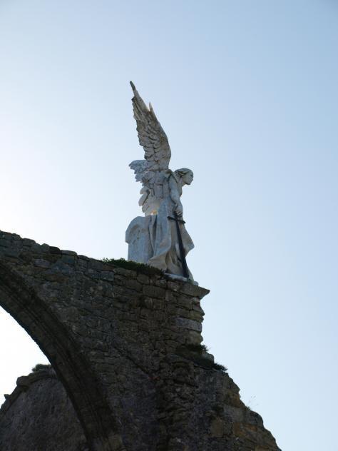 EL ANGEL DE COMILLAS
