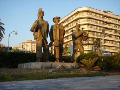 MONUMENTO A LOS PESACADORES