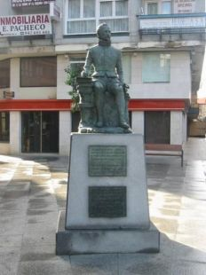 MONUMENTO A CERVANTES