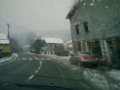 TEMPORAL DE NIEVE