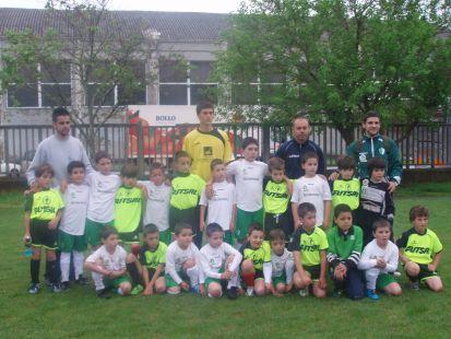 partido amistoso contra equipo portugues