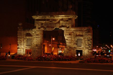 PUERTA DEL CARMEN. ZARAGOZA