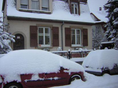 Navidad bajo la nieve, Koenigshoffen