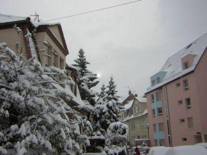 25 de diciembre, Estrasburgo