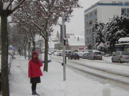 Blanca navidad 2010