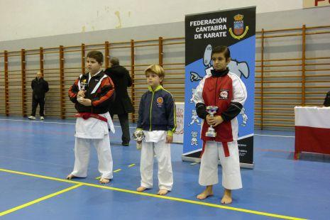 Campeones regionales categoria alevin de Katas