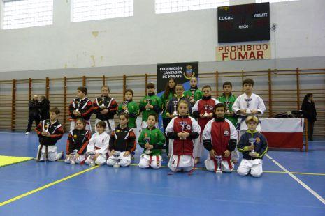 Campeones regionales de Katas