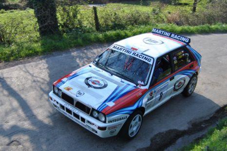 rallysprint hoznayo 2011