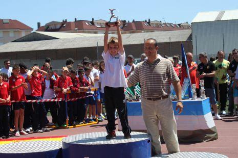 Cuevas Castillo A. trofeo Frajanas