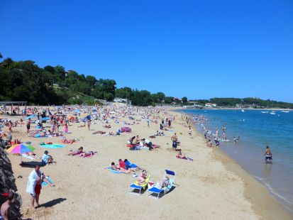 playa la magdalena y los peligros