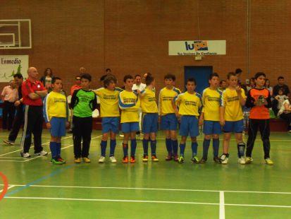 Campeonato nacional Alevin