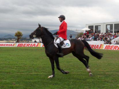salto de caballos,santander