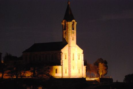 Iglesia de Pe�acastillo