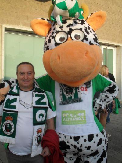 Sanra y la vaca Tula