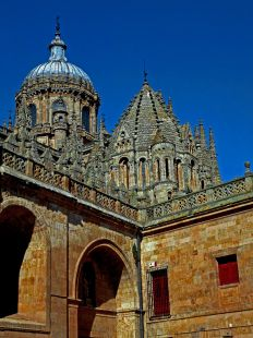 Catedral Vieja-Nueva Salamanca