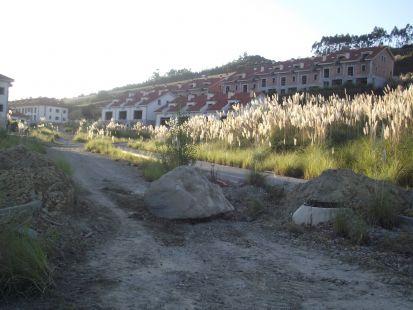 El Cuco, una urbanización en avanzado estado de la construcción