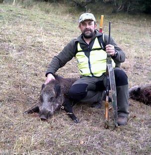 Un dia de caza( 08/10/ 2011)