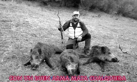 Un dia de caza (08/10/2011)